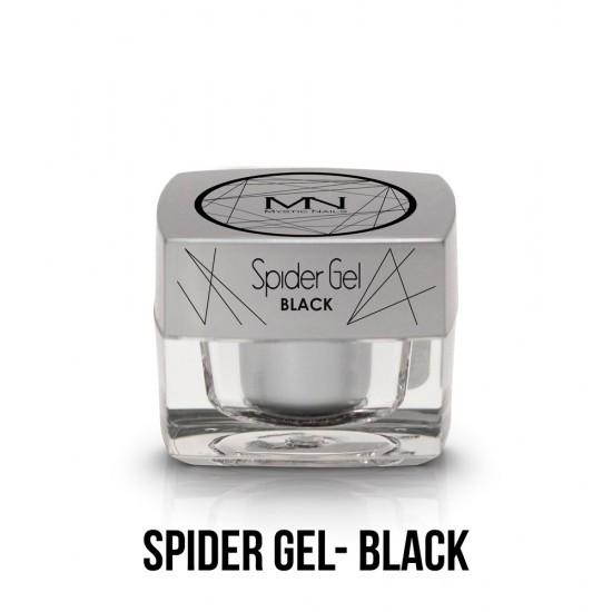 Spider gel - Crni - 4g