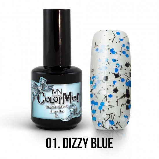 ColorMe! Dizzy no.01. - Dizzy Blue 8 ml