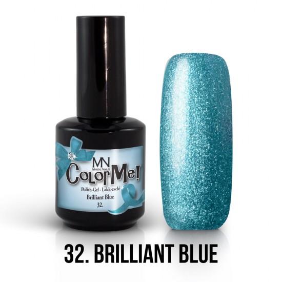 ColorMe! no.32. - Brillant Blue 12 ml