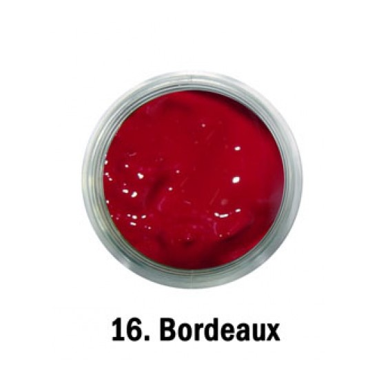 Akrilna boja - br.16. - Bordeaux