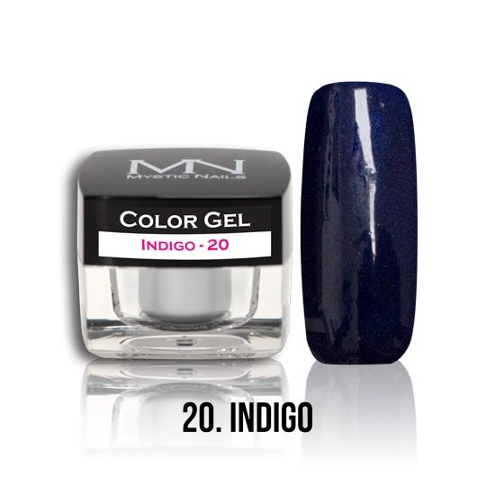 Color Gel - no.20. - Indigo