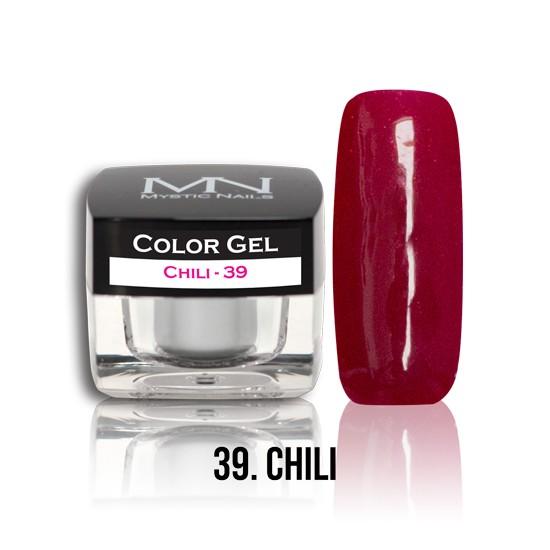 Color Gel - no.39. - Chili