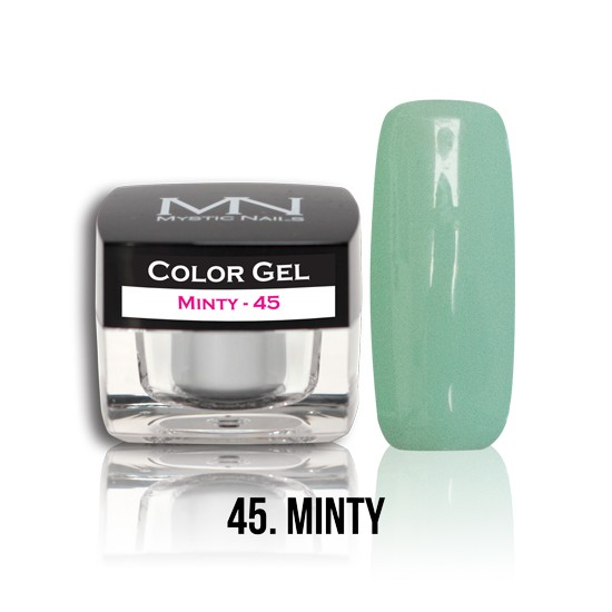 Color Gel - no.45. - Minty