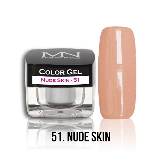 Color Gel - no.51. - Nude Skin