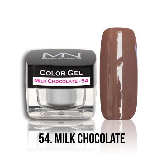 Color Gel - no.54. - Milk Chocolate