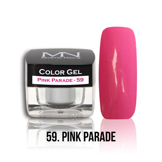 Color Gel - no.59. - Pink Parade