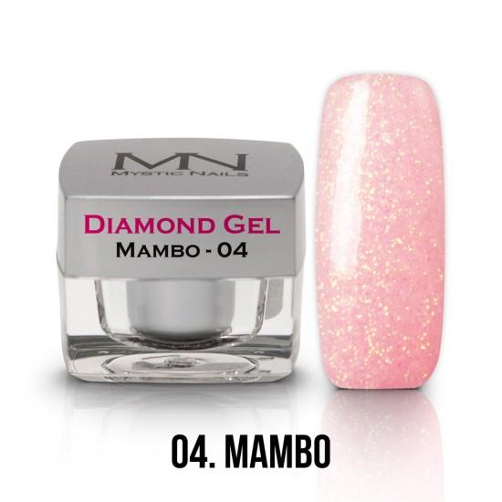 Diamond Gel - no.04. - Mambo - 4g