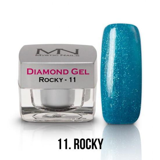 Diamond Gel - no.11. - Rocky - 4g