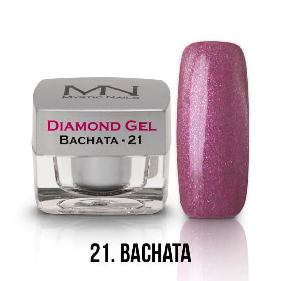 Diamond Gel - no.21. - Bachata - 4g