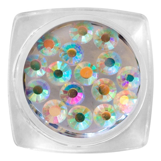 Crystal Stone - SS20 Holographic 30 pcs / jar