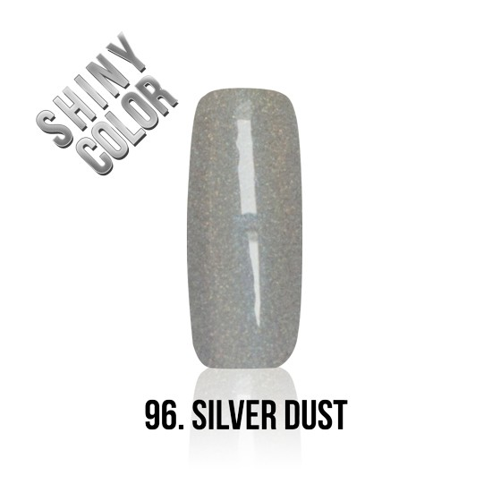 MyStyle - no.096. - Silver Dust - Silver Effect - 15 ml