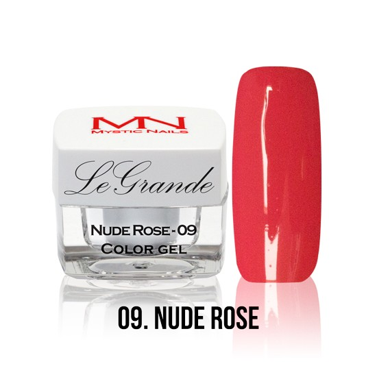 LeGrande Color Gel - no.09. - Nude Rose - 4 g