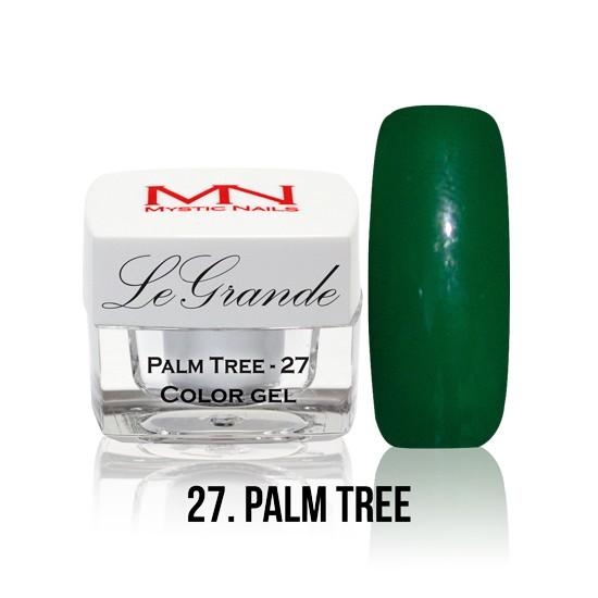 LeGrande Color Gel - no.27. - Palm Tree - 4 g