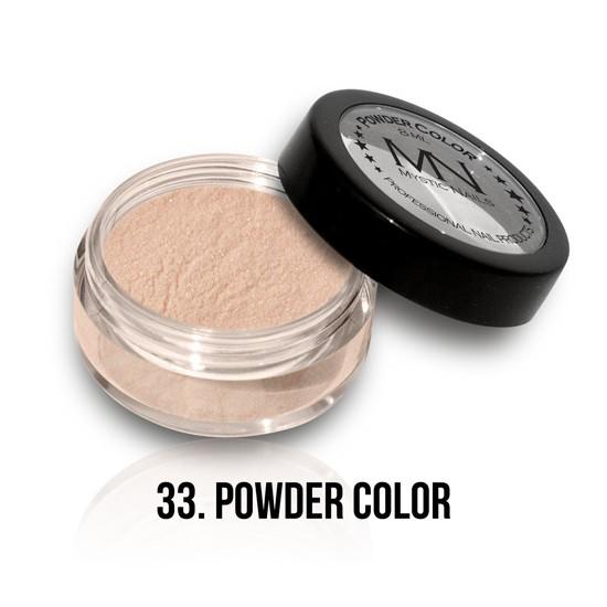 Akrilni prah u boji - 33 - 8 ml