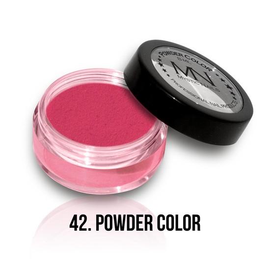 Akrilni prah u boji - 42 - 8 ml