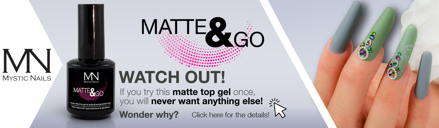 matte and go
